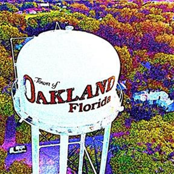 water tower ariel
