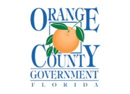 Florida Orange County Government Logo