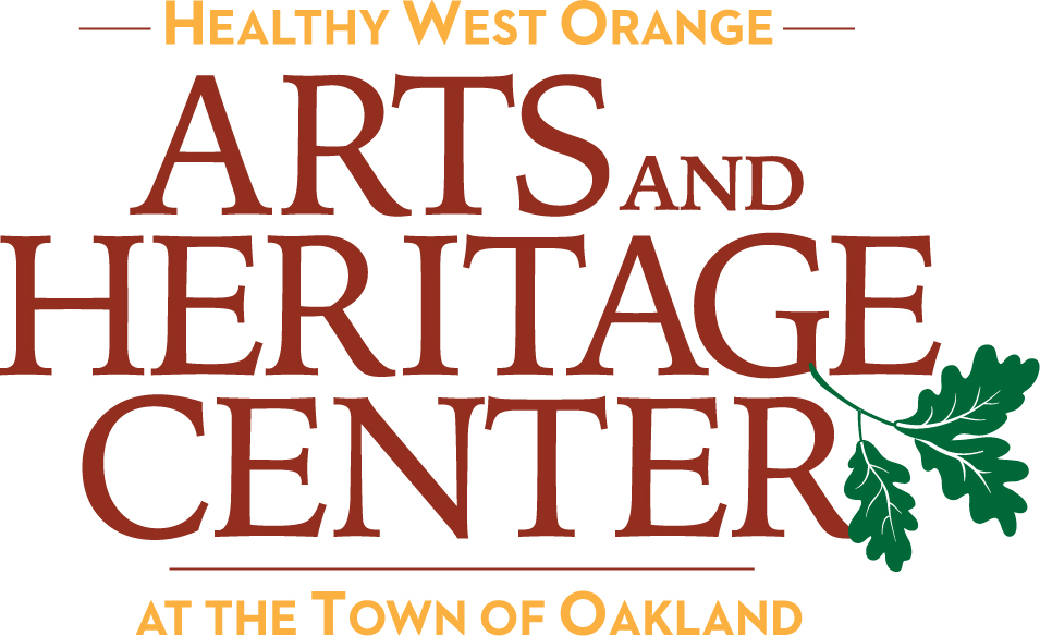 Healthy West Orange Arts & Heritage Center at the Town of Oakland Logo