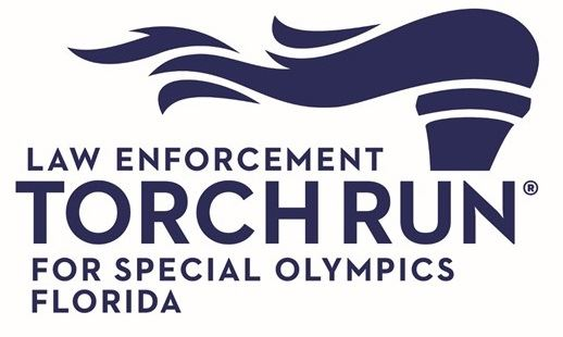Special Olympics Law Enforcement Torch Run logo