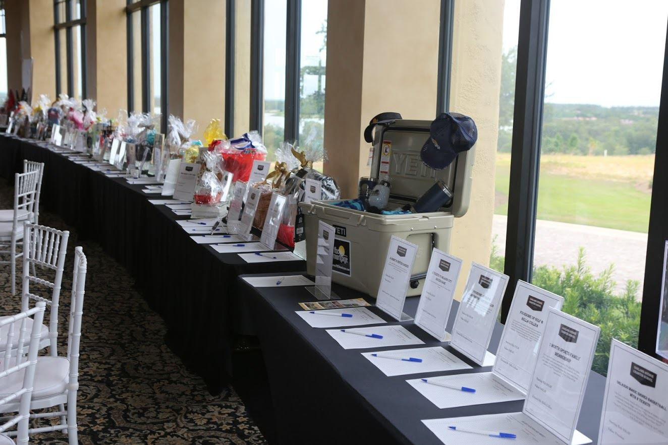OACS Silent Auction Items